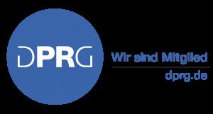 DPRG Verbandssiegel Wir